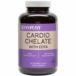 MRM Cardio Chelate With EDTA 180 Veggie Capsules