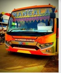 Bus Body Painting Service