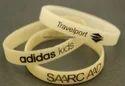 Printed Silicone Wristband