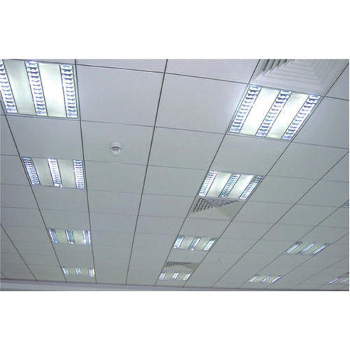 Stainless Steel Grid Ceiling Panel Rs 110 Square Feet Master