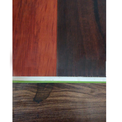 Brown Modern Wooden Flooring, Finish Type: Glossy, Thickness: 8mm