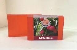 Lychee  Glycerin Soap