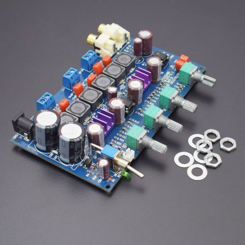 12v 25v 2 1 Channels Tpa3116 Hifi Class D Digital Amplifier Board 100w /50w  / 50w Rs1199