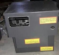 40 Hp Slip Ring Starter, Voltage: 440V