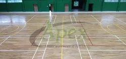 Air Cush Badminton Court Flooring