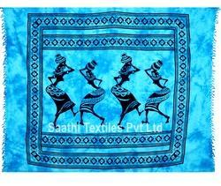 Wall Hanging African Lady Printed Tapestry
