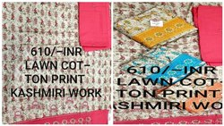 Cotton Party Wear Pakistani Lawn Printed Suits