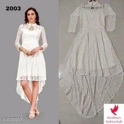 Ladys Dresses, Sleeveless