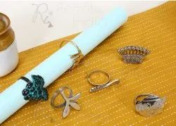Different Shape and Design Metal Napkin Ring