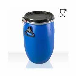 Round Plastic Drum
