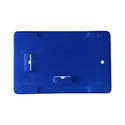 Blue ID Card Holder