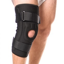 Knee Cap With Hinges Open Patela Neoprene