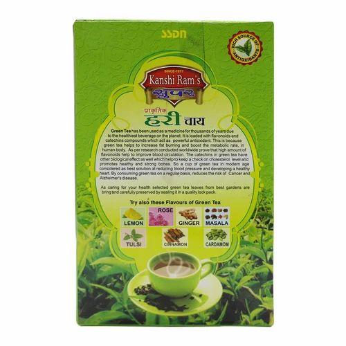 Fat Burning Green Tea