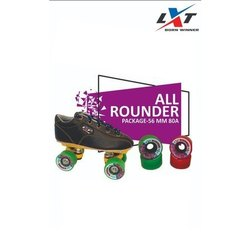 All Rounder Quad Skate Package
