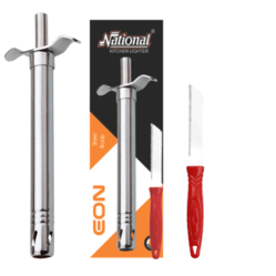 Eon Kitchen Lighter with Knife