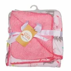 Baby Color Full Printed Blanket