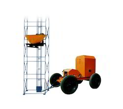 Tower Hoist for Commercial Construction