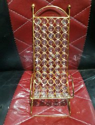 Golden Copper Gani International Mobile Stand, Size: Large