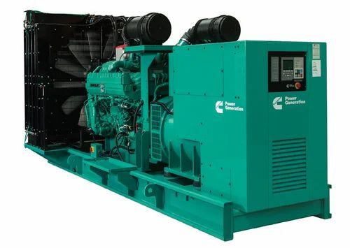 cummins diesel generators 10 1500 kva at rs 2800000 unit cummins rh indiamart com Cummins 1 Meg Generator Cat Generator