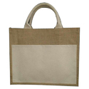 Innovana Impex Jute Conference Handle Bag