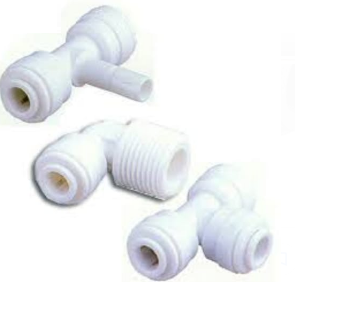 Quick Connect Fittings For RO, Packaging Type: Box