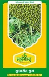 MahaSeeds Natural Green Gram Seeds, Packaging Type: PP Bag, Packaging Size: 2 kg