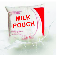 Milk Poly Packaging Roll