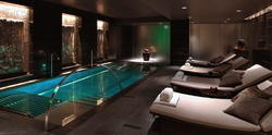 A Relaxing Environment in Spa Design