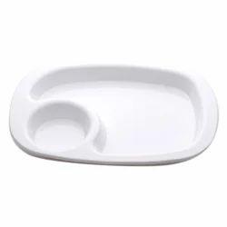 Polycarbonate Snacks Plate