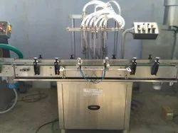 LubeFilling Machine