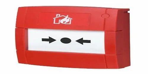 Honeywell Addressable MCP for Fire Alarm System