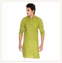 Men Single Color S Kurta Suits