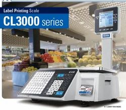 Label Printing Scale & Barcode Weighing Scale