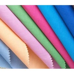 Organic Cotton Poplin Multi Dyed Fabric