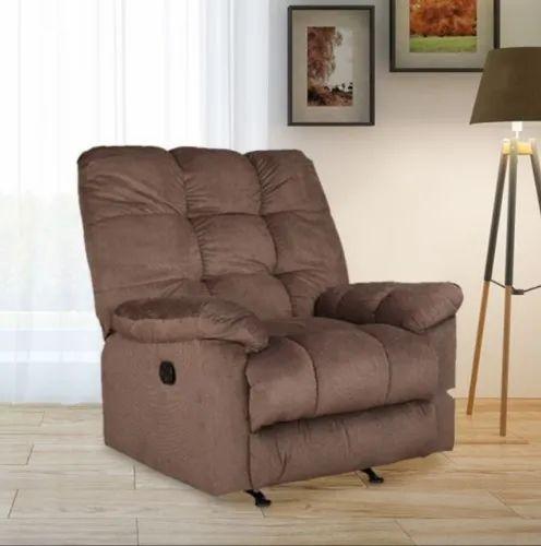 Black Recliner Chair
