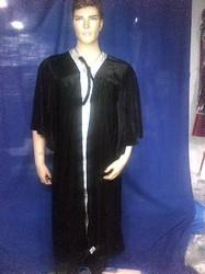 Advocate Gown & Convocation Uniform ConvoU-1