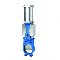 Pneumatic Knife Gate Valve