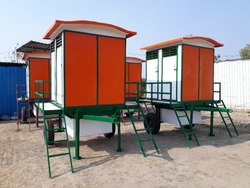 Mobile Toilet Van Rent