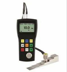 0.8mm To 100mm Digital Pro Utg-1d Ultrasonic Thickness Gauge, 128 X 64 Dot-matrix Lcd Screen