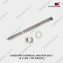 Chemical Anchoring SS Bolts