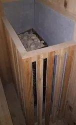 Sauna Bath Unit 15 KW