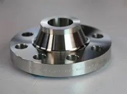 NASCENT Stainless Steel WNRF Flange, Size: 15 NB To 1200 NB