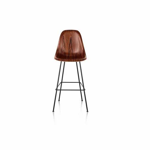 Terrific Herman Miller Eames Molded Wood Stool Herman Miller Machost Co Dining Chair Design Ideas Machostcouk