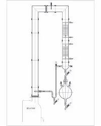 Assemblies Over Glass Lined Reactor