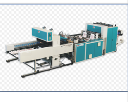 Plastic Bag Making Machine, Automation Grade: Automatic