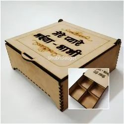 Laser Cut Wooden Boxes in Lucknow, India