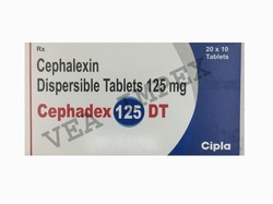 Cephadex 125mg Cephalexin Tablets