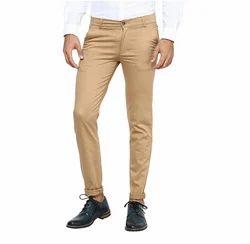 1020328699 Inspire Men's Casual Trousers (Khaki)