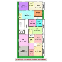 Apartment Architectural Designing Service