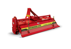Agricultural Rotavator, Power: 35 to 55 HP
